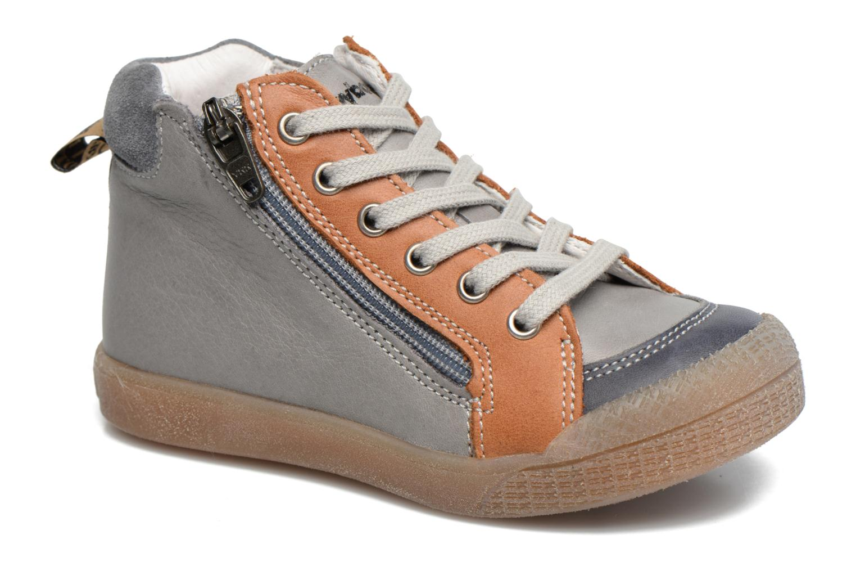 Sneaker Babybotte Afolan grau detaillierte ansicht/modell