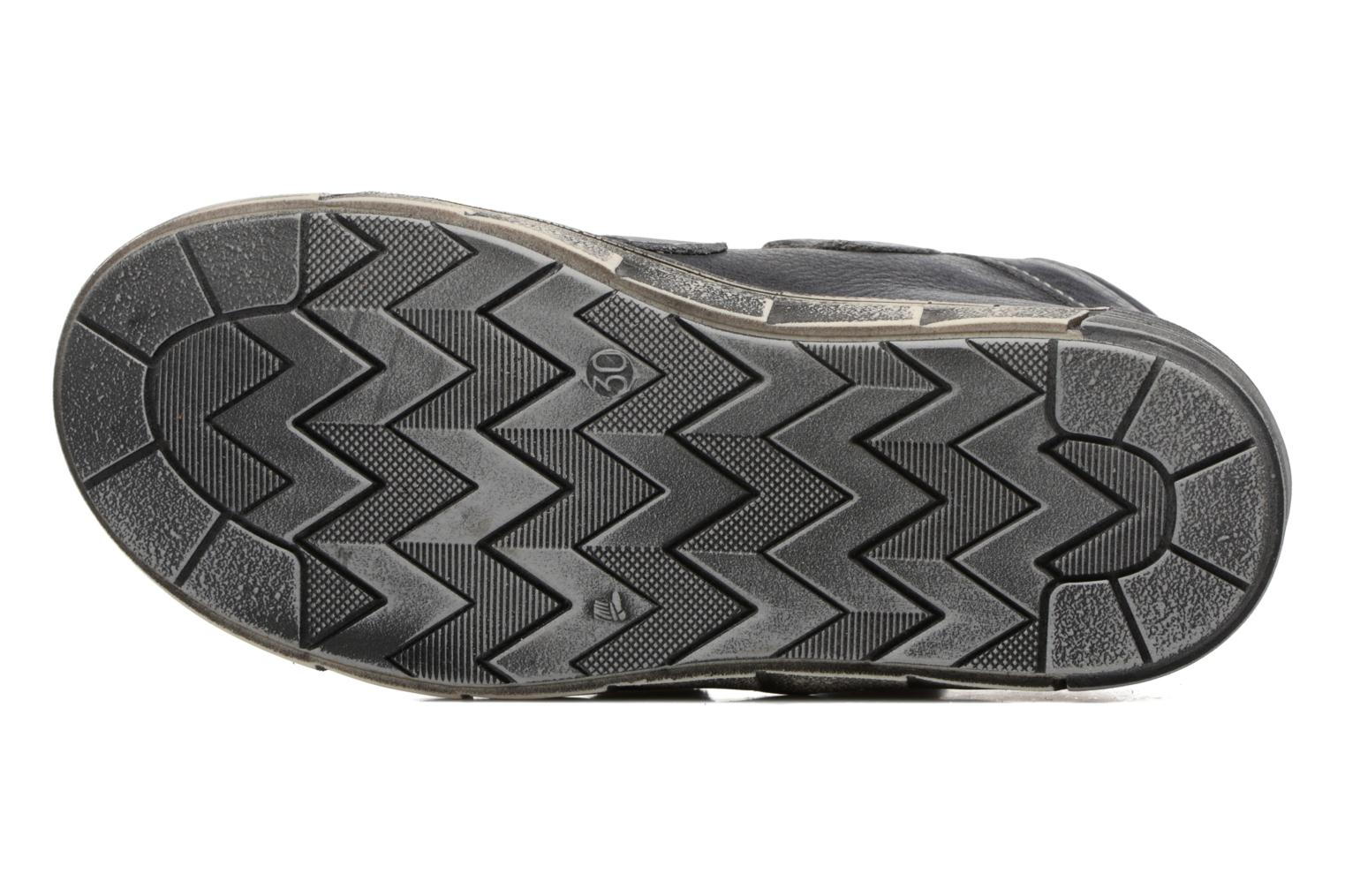 Trainers Babybotte Kongo Grey view from above