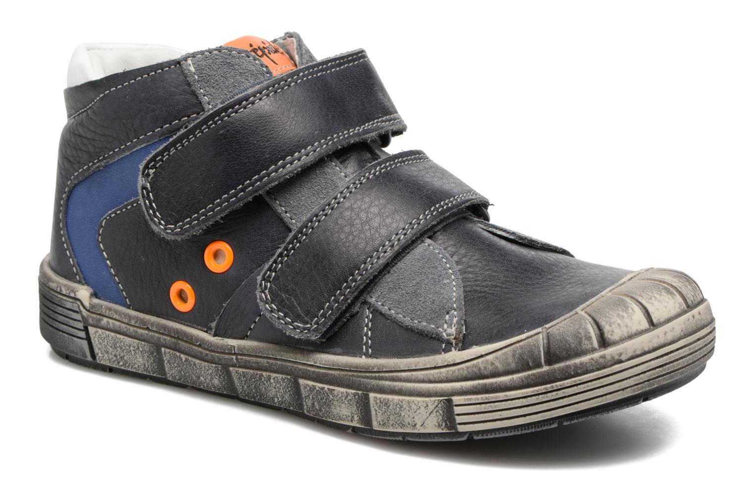 Trainers Babybotte Kongo Grey detailed view/ Pair view