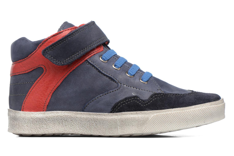 Sneakers Babybotte Karamel Azzurro immagine posteriore