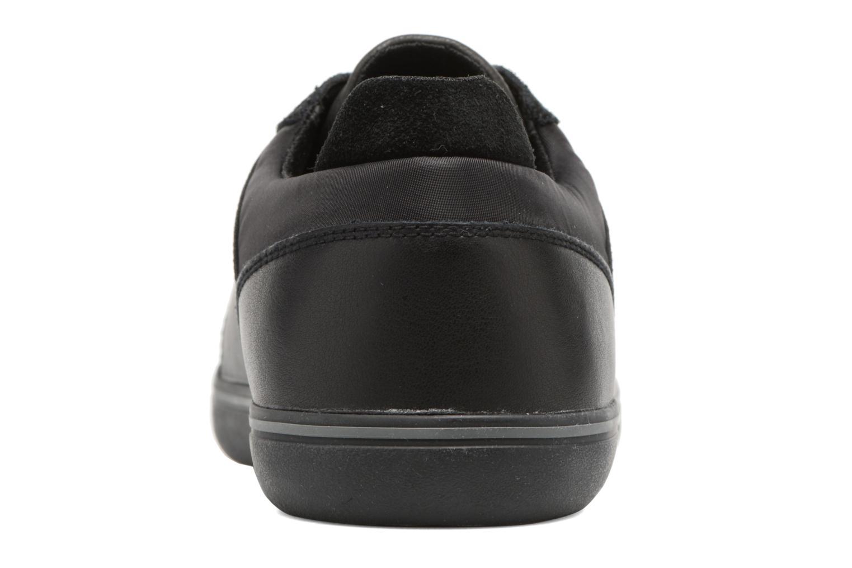 Sneakers Geox U Box A U74R3A Zwart rechts