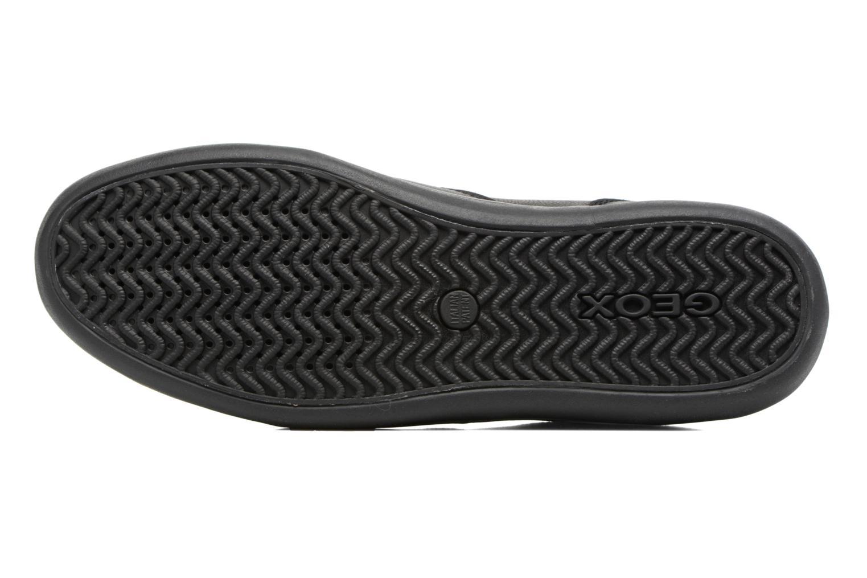 Sneakers Geox U Box A U74R3A Zwart boven