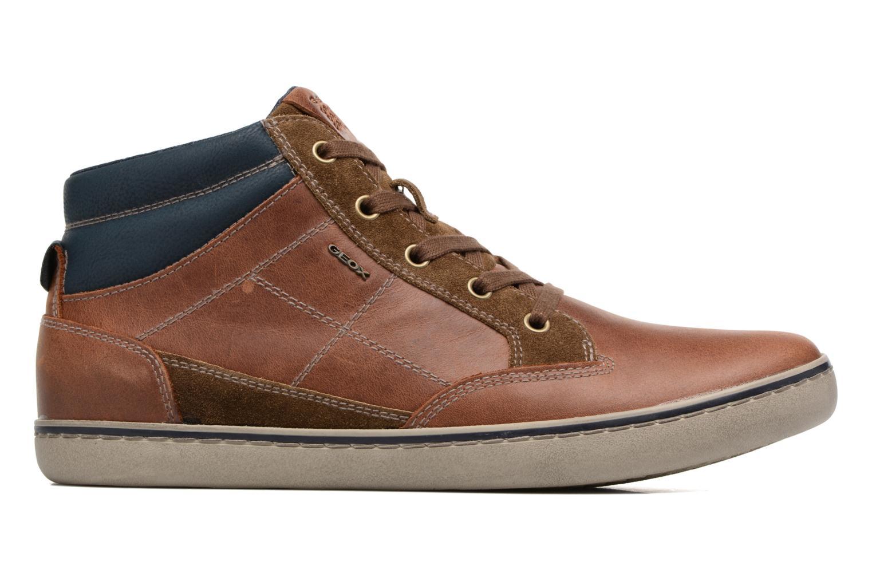 Sneakers Geox U Box C U74R3C Bruin achterkant