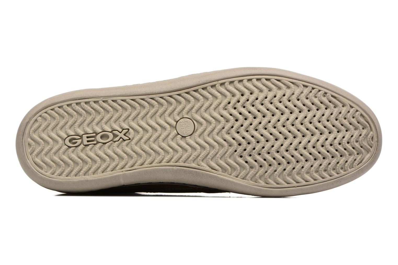 Sneakers Geox U Box C U74R3C Bruin boven