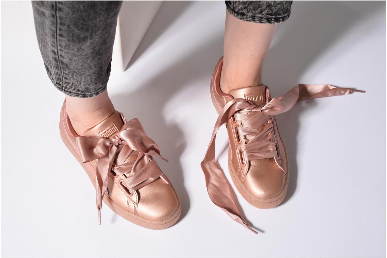 Sneakers Puma Heart COOPER Roze onder