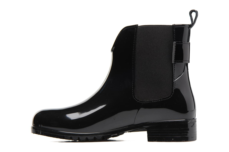 Boots en enkellaarsjes Tommy Hilfiger Oxley Zwart voorkant