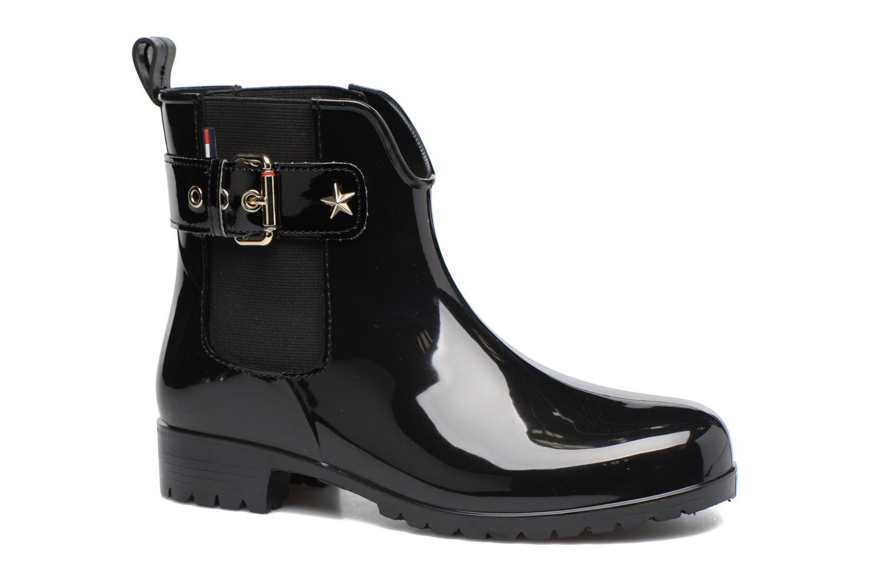 Boots en enkellaarsjes Tommy Hilfiger Oxley Zwart detail