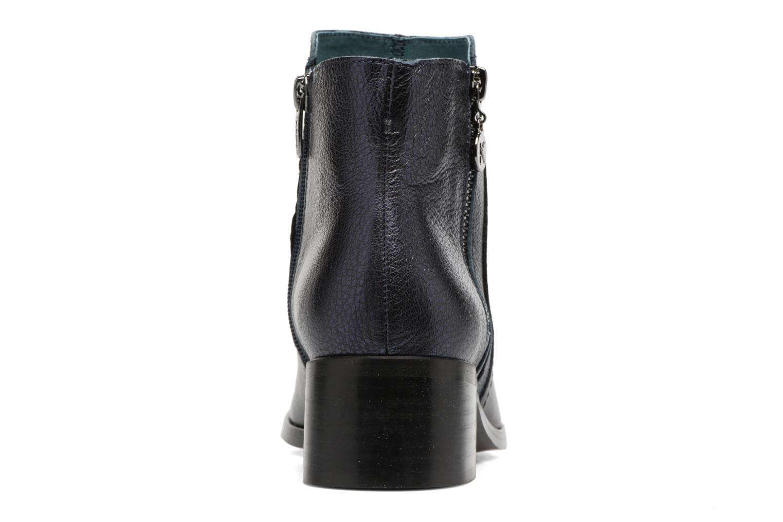 Bottines et boots Karston GLENO Bleu vue droite