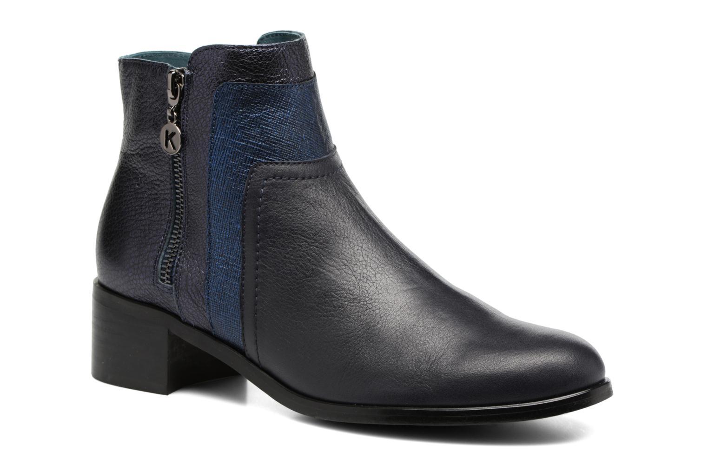 Bottines et boots Karston GLENO Bleu vue détail/paire