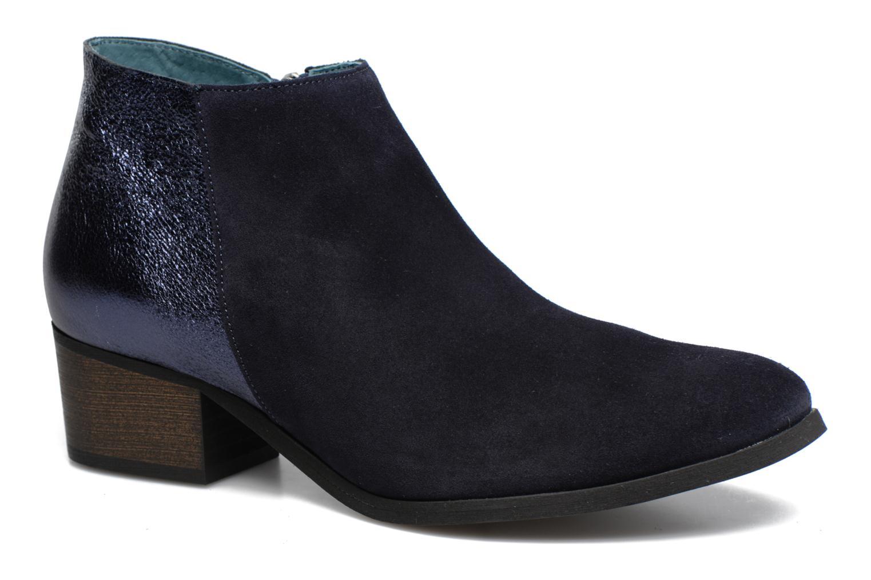 Bottines et boots Karston GLUBIUS Bleu vue détail/paire