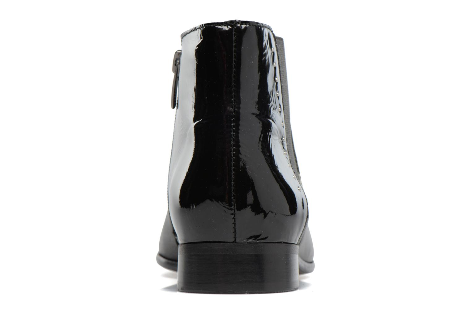Ankle boots Karston JONIL Black view from the right