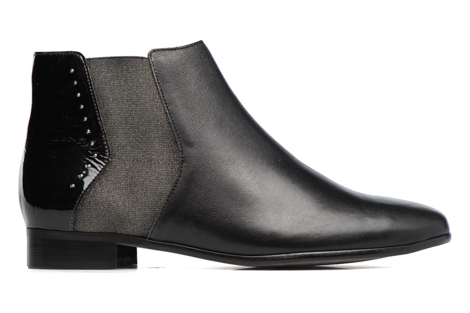 Ankle boots Karston JONIL Black back view