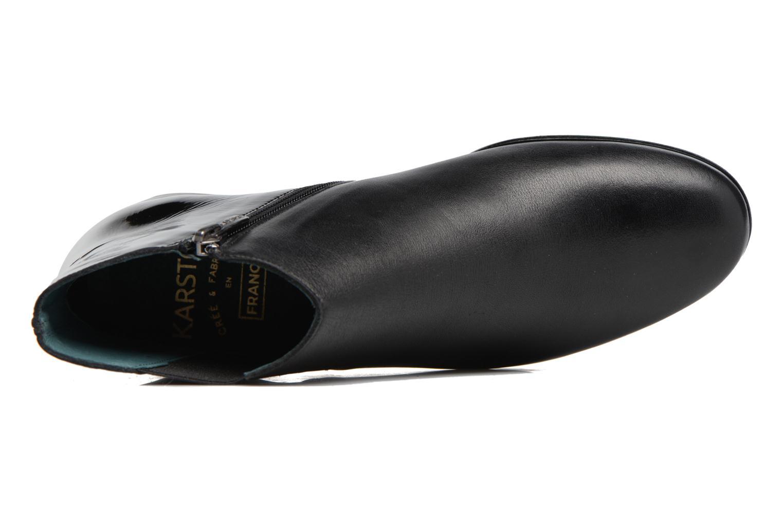 Stiefeletten & Boots Karston JONIL schwarz ansicht von links