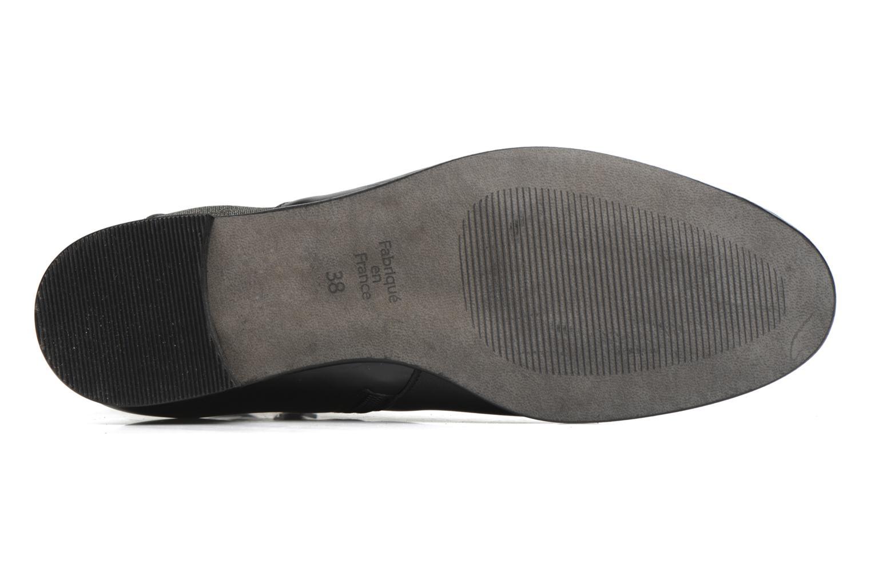 Stiefeletten & Boots Karston JONIL schwarz ansicht von oben