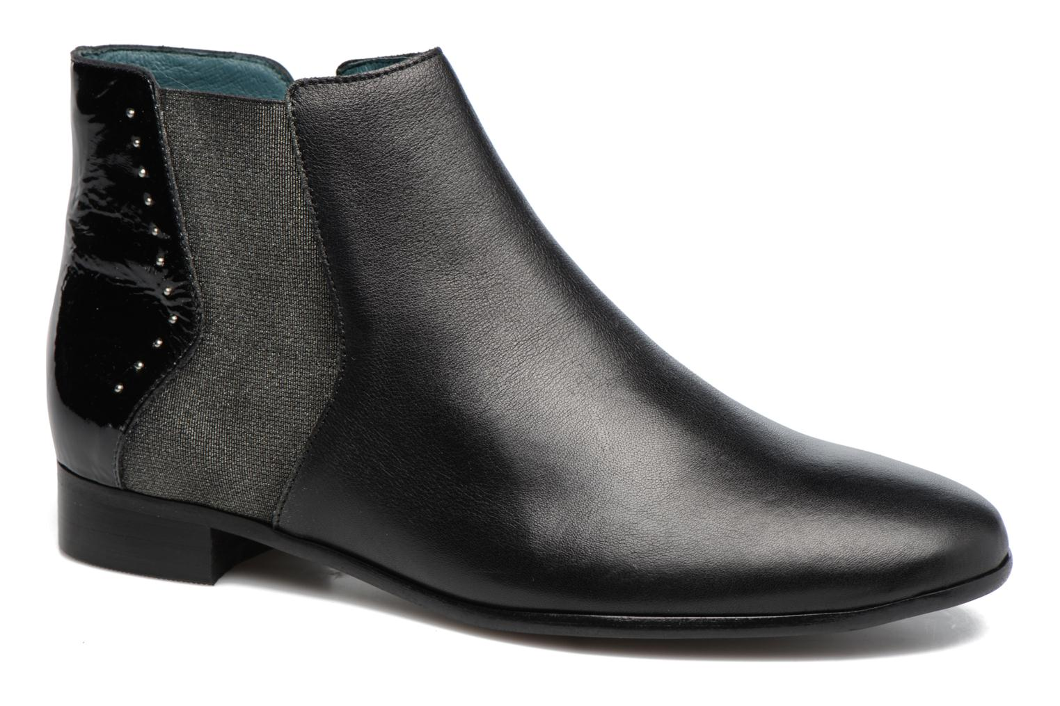 Ankle boots Karston JONIL Black detailed view/ Pair view
