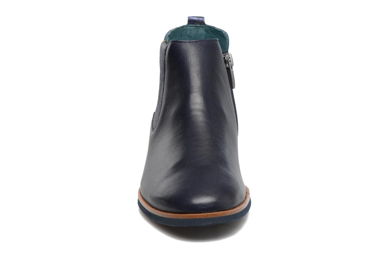 Bottines et boots Karston JIFOX Bleu vue portées chaussures