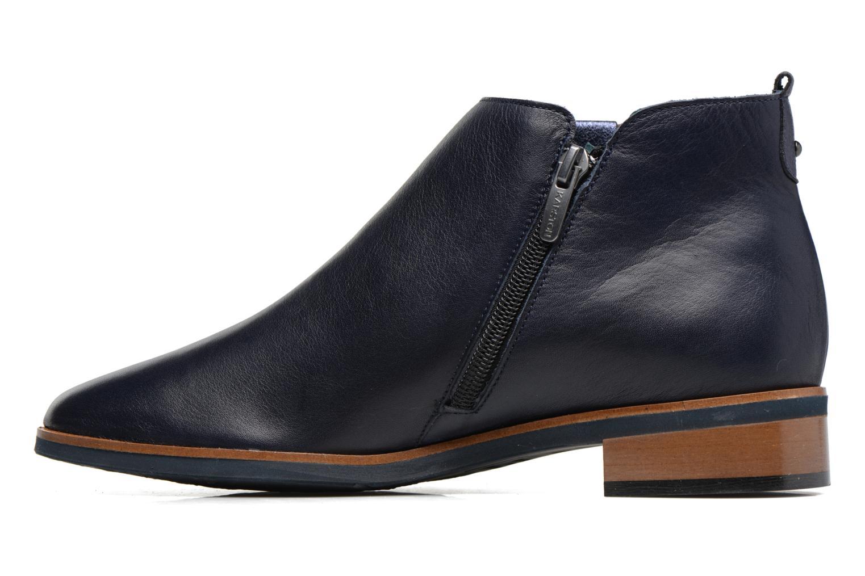 Bottines et boots Karston JIFOX Bleu vue face