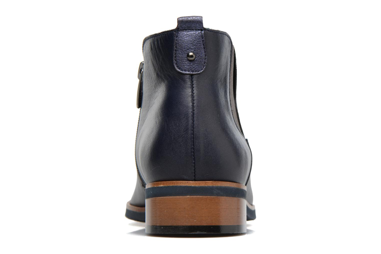 Bottines et boots Karston JIFOX Bleu vue droite