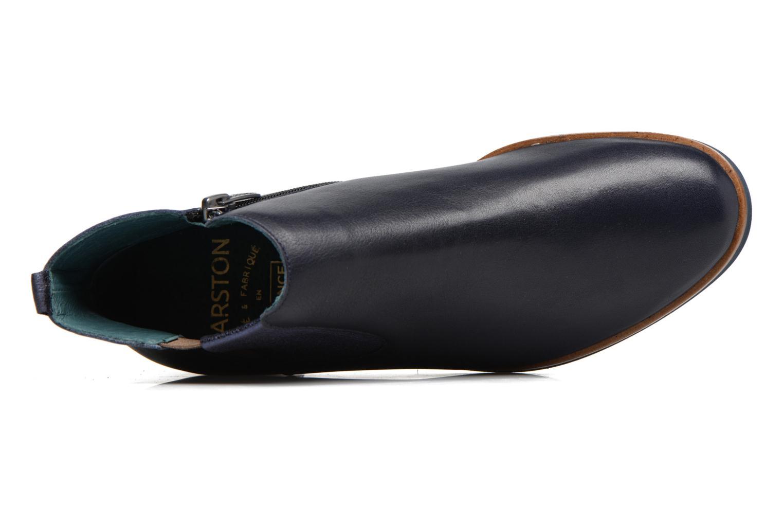 Bottines et boots Karston JIFOX Bleu vue gauche