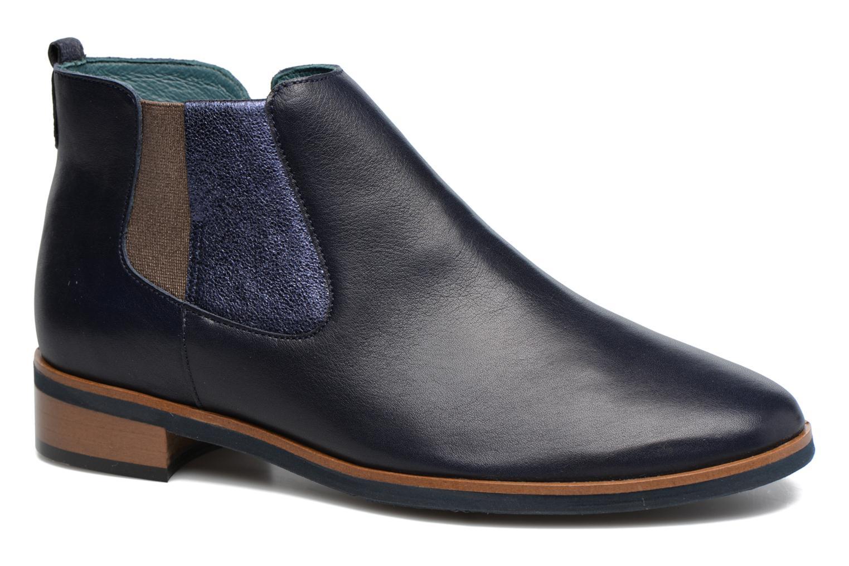 Bottines et boots Karston JIFOX Bleu vue détail/paire