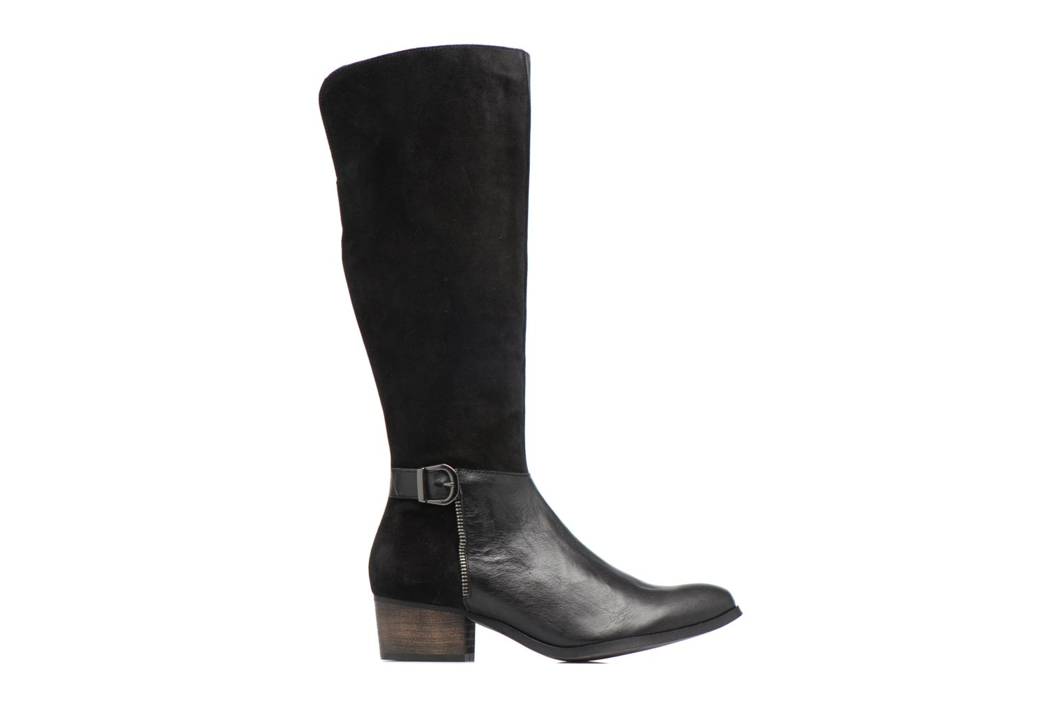 Boots & wellies Karston GLUSTAV Black back view
