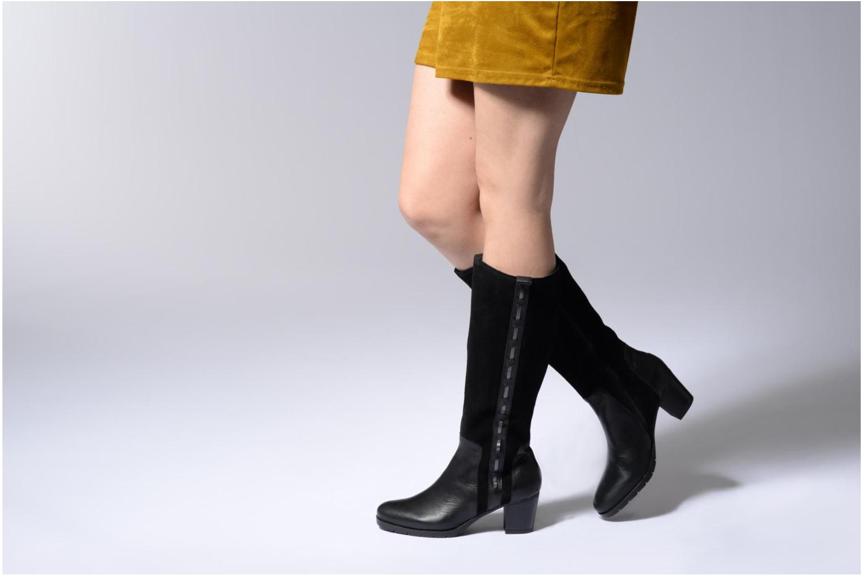 Laarzen Karston GASTI Zwart onder