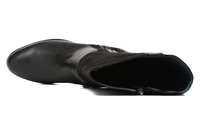 Bottes Karston GASTI Noir vue gauche