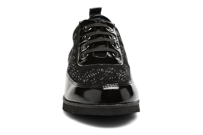 Baskets Karston COUSTO Noir vue portées chaussures