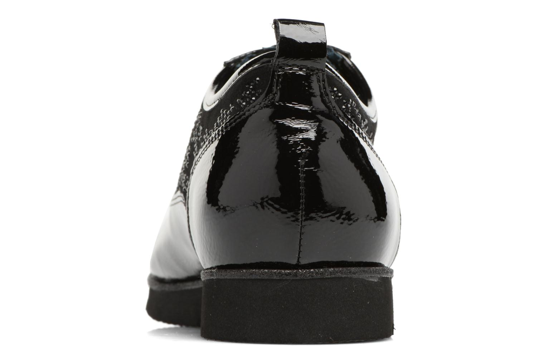 Baskets Karston COUSTO Noir vue droite