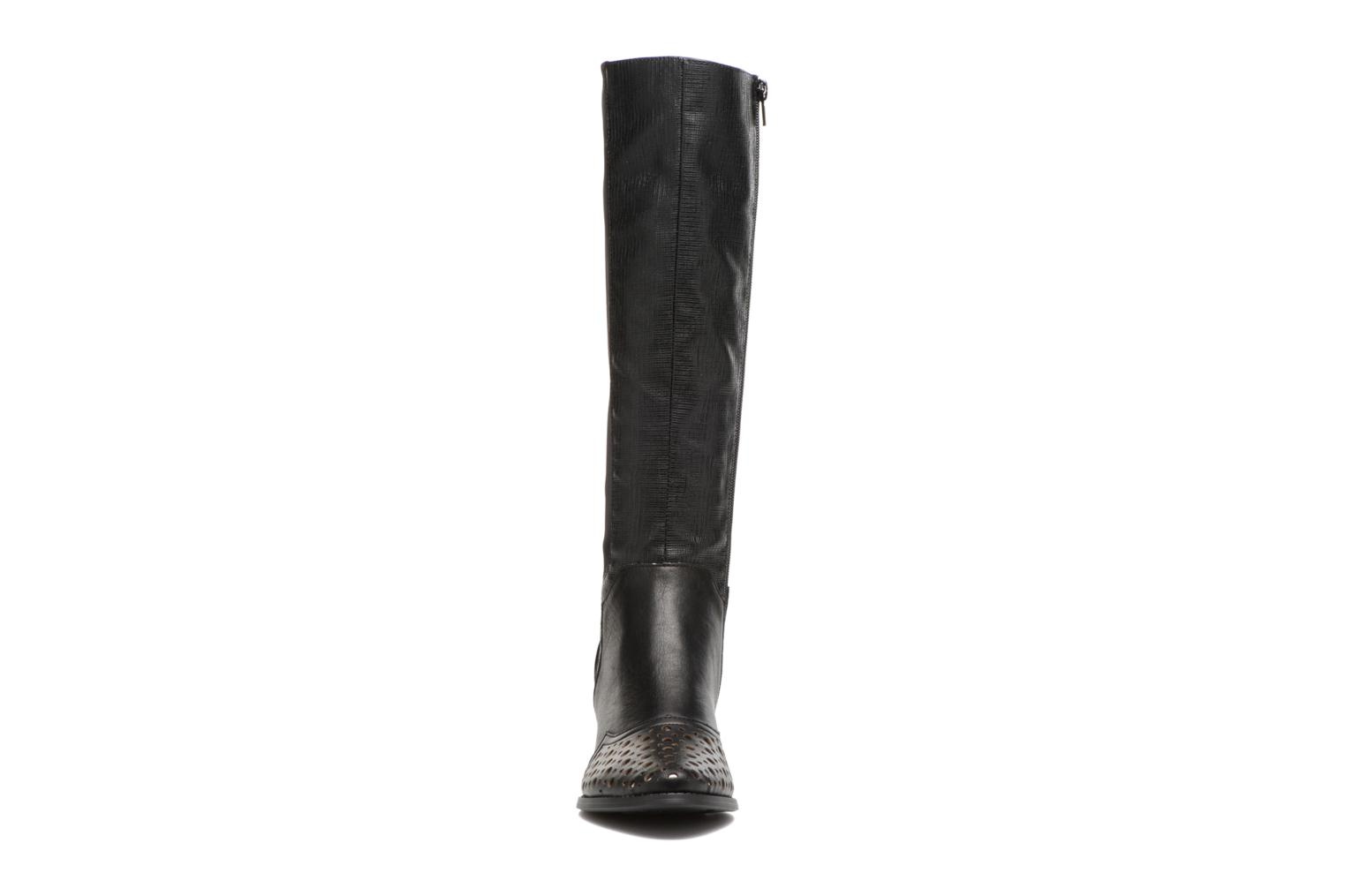 Boots & wellies Madison APELO Black model view