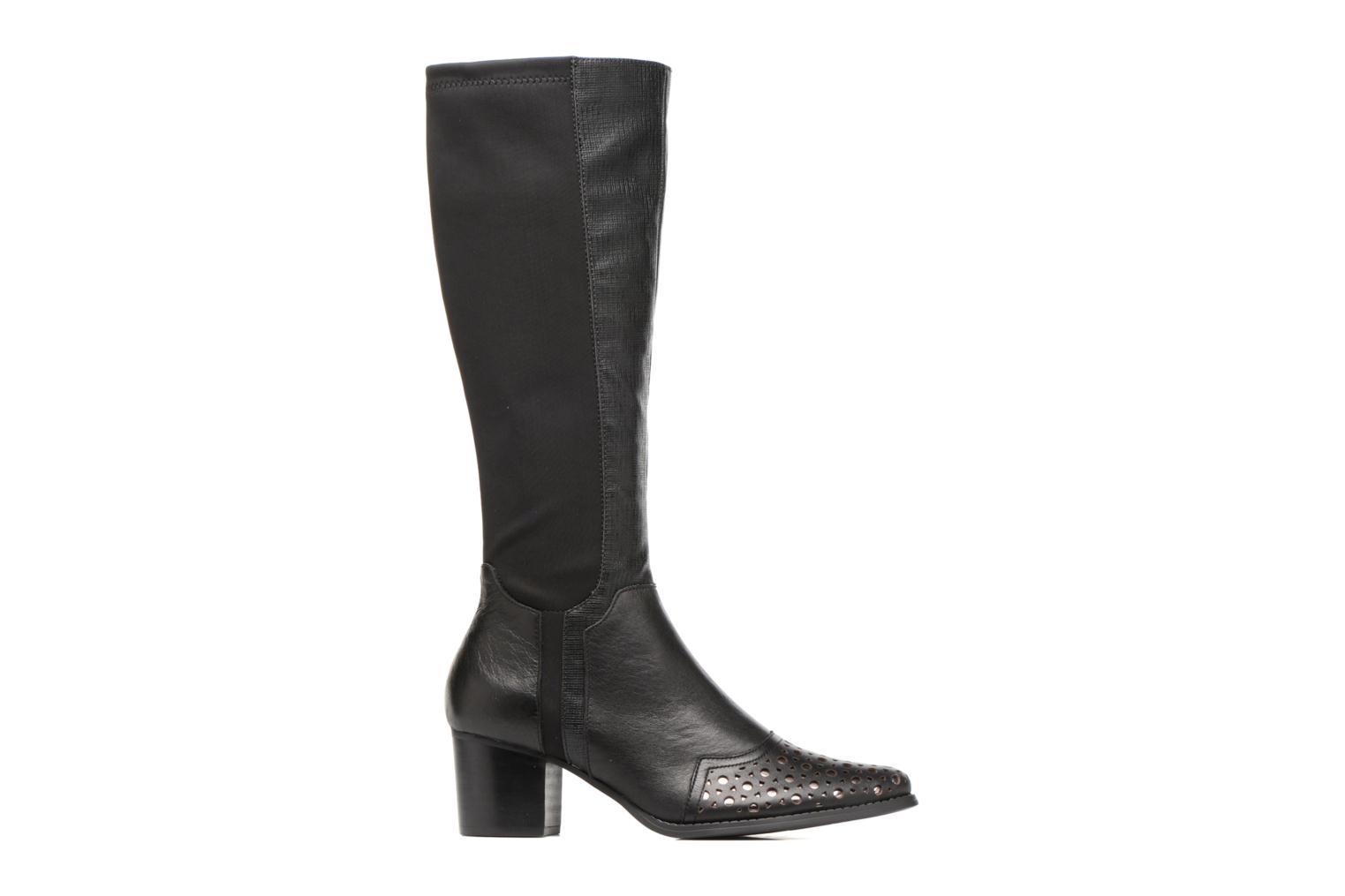 Boots & wellies Madison APELO Black back view