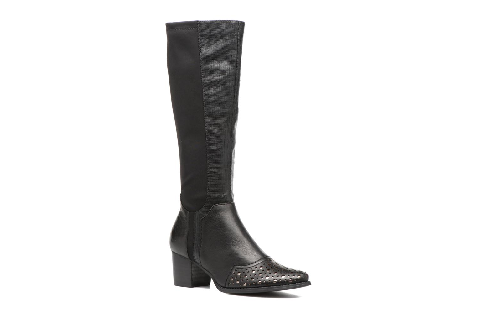 Boots & wellies Madison APELO Black detailed view/ Pair view