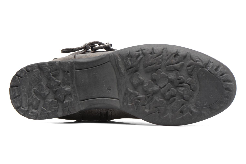 Stiefeletten & Boots S.Oliver Cecila grau ansicht von oben