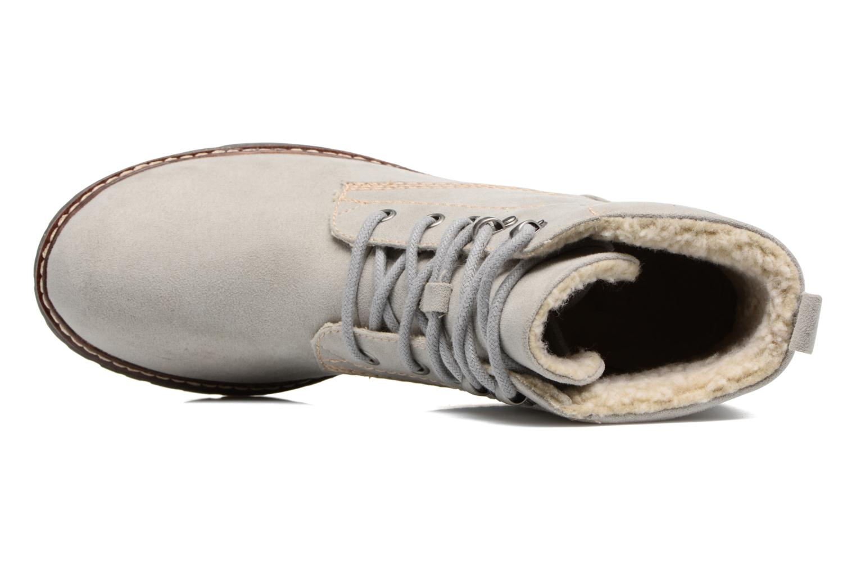 Boots en enkellaarsjes S.Oliver Cosme Grijs links