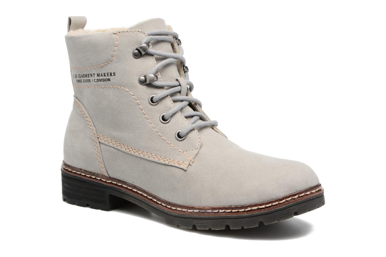 Boots en enkellaarsjes S.Oliver Cosme Grijs detail