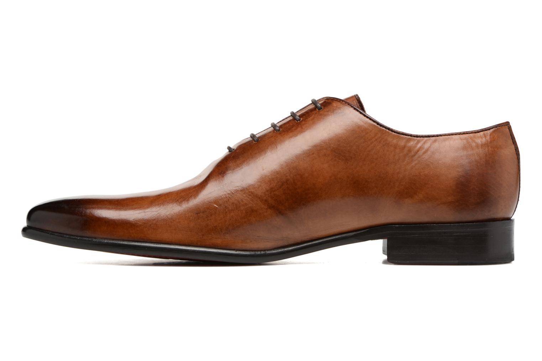 Chaussures à lacets Melvin & Hamilton Toni 26 Marron vue face