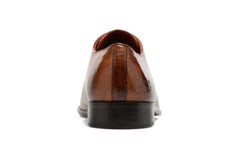 Chaussures à lacets Melvin & Hamilton Toni 26 Marron vue droite