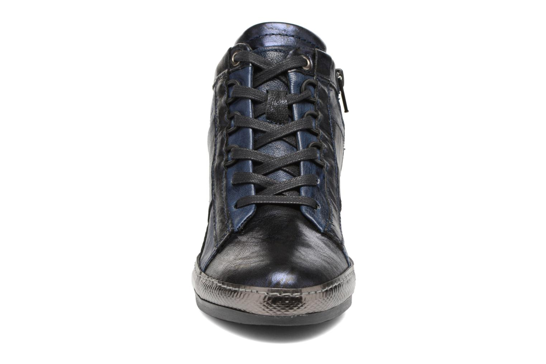 Baskets Khrio Pialoma Bleu vue portées chaussures