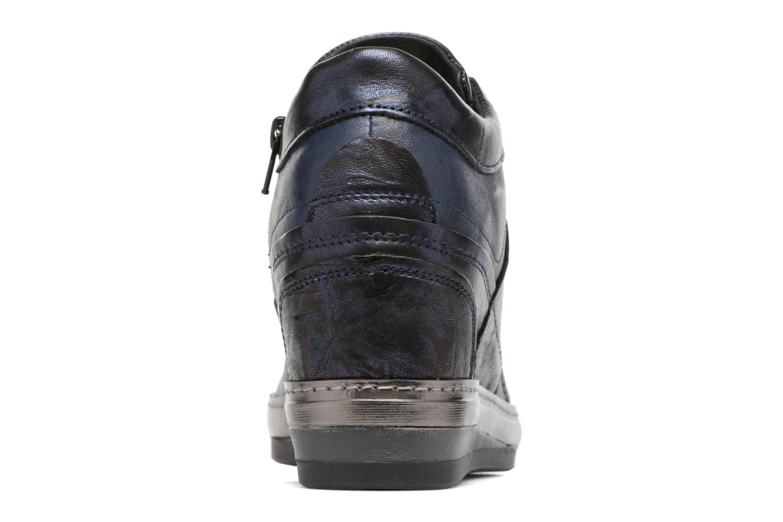 Sneakers Khrio Pialoma Blauw rechts