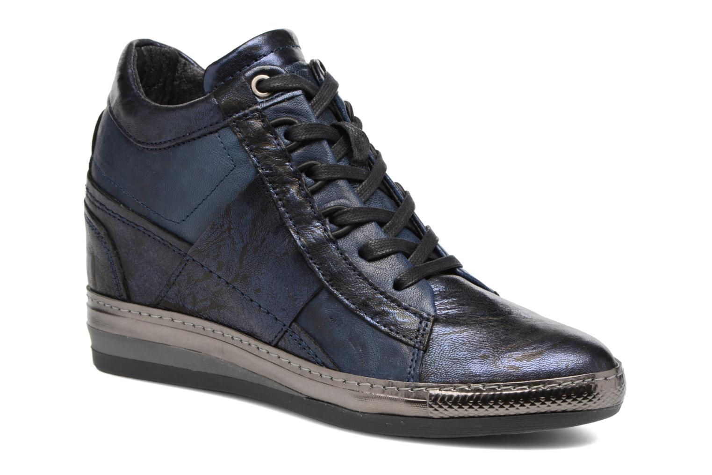 Sneakers Khrio Pialoma Blauw detail