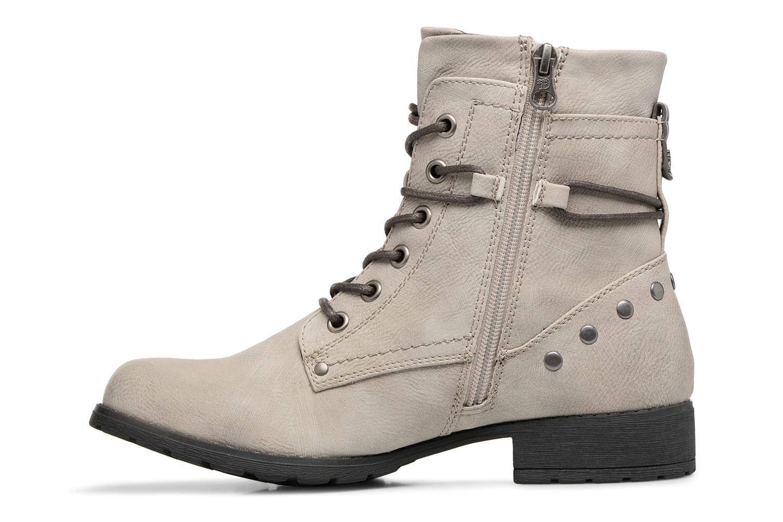 Stiefeletten & Boots Tom Tailor Mélissa grau ansicht von vorne
