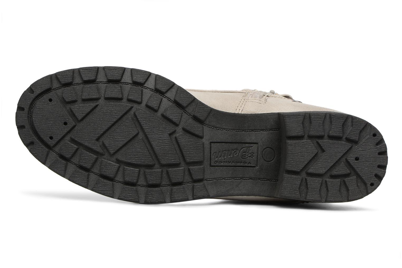 Stiefeletten & Boots Tom Tailor Mélissa grau ansicht von oben