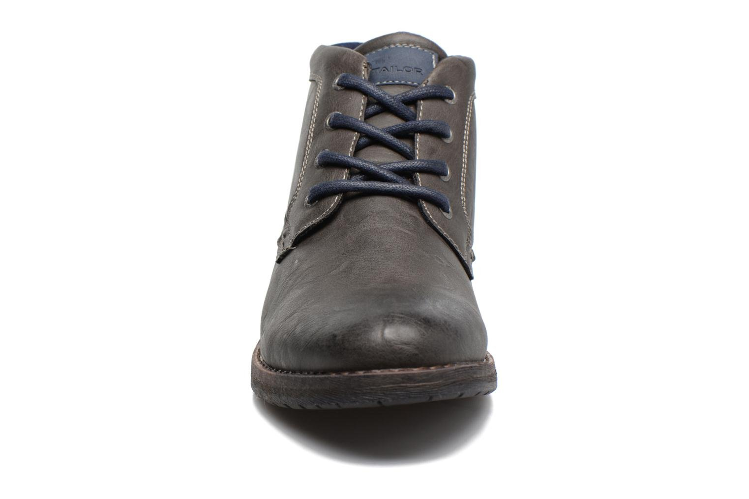 Ankle boots Tom Tailor Léonce Grey model view
