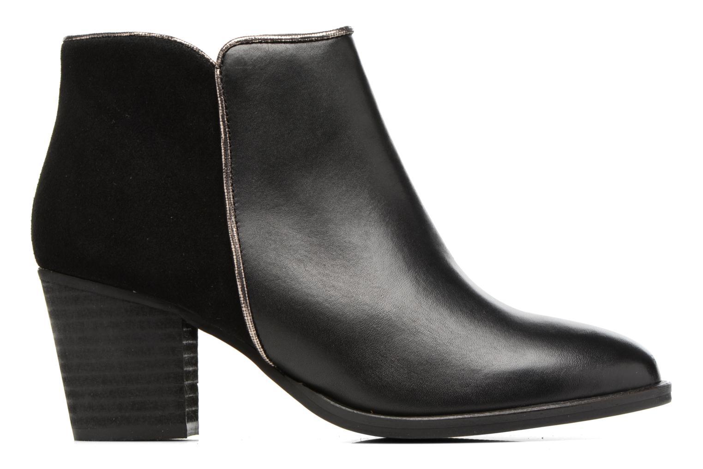Boots en enkellaarsjes Georgia Rose Catalon Zwart achterkant