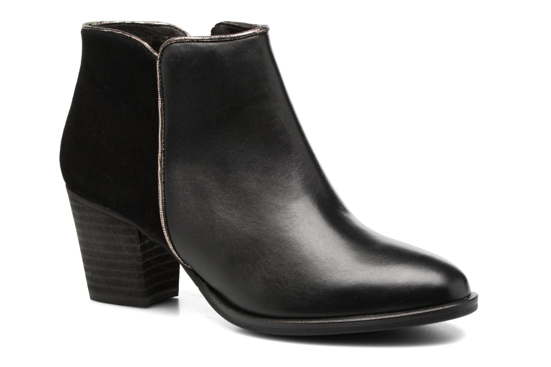 Boots en enkellaarsjes Georgia Rose Catalon Zwart detail