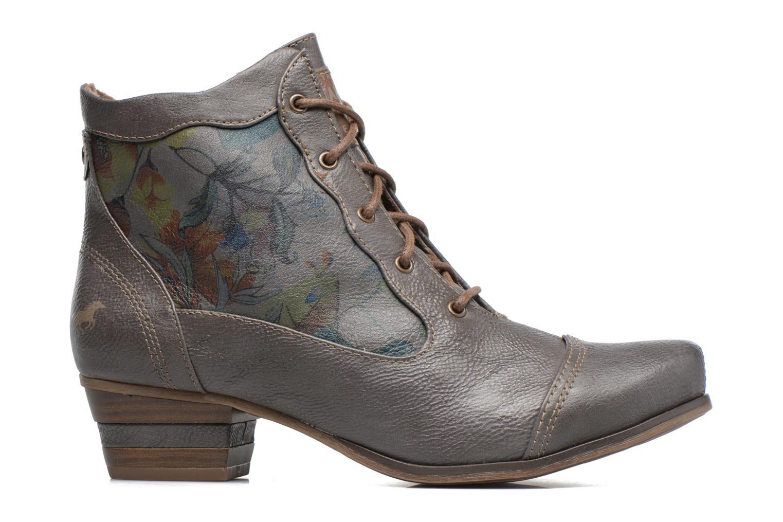Bottines et boots Mustang shoes Ibine 2 Gris vue derrière