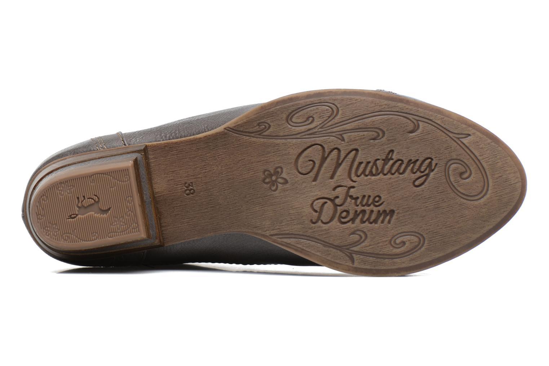Bottines et boots Mustang shoes Ibine 2 Gris vue haut