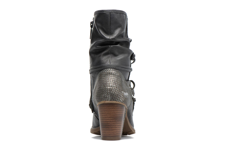 Bottines et boots Mustang shoes Louison 2 Gris vue droite