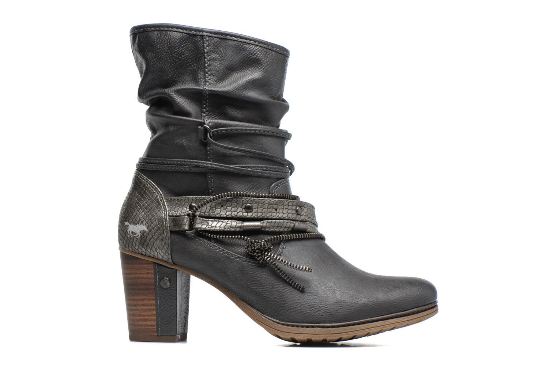 Bottines et boots Mustang shoes Louison 2 Gris vue derrière