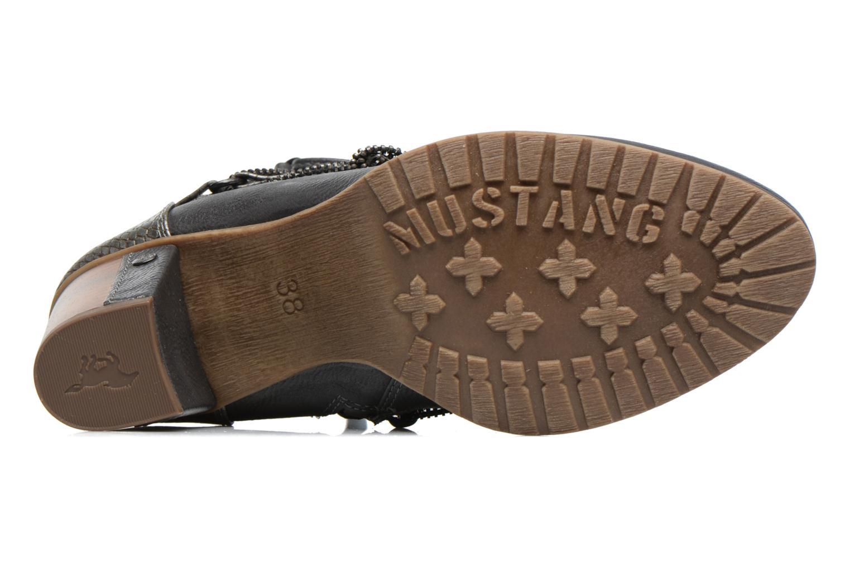 Bottines et boots Mustang shoes Louison 2 Gris vue haut